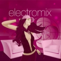 Logo of the podcast electromix 98 - Golden time - Club House mix