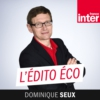 Logo of the podcast L'édito éco