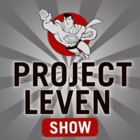 Logo of the podcast Project Leven Show