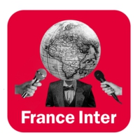 Logo of the podcast France Inter - InterNational