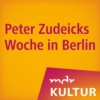 Logo of the podcast MDR KULTUR Peter Zudeicks Woche in Berlin