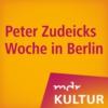 Logo du podcast MDR KULTUR Peter Zudeicks Woche in Berlin