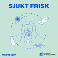 Logo of the podcast Sjukt Frisk