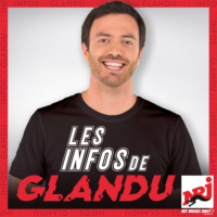 Logo of the podcast Les infos de Glandu : la poule descend du tyrex !