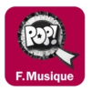 Logo of the podcast France Musique - Label pop