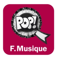 Logo of the podcast France Musique - L'instant pop