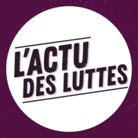 Logo of the podcast L'actu des luttes - Radio Parleur
