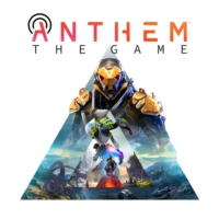 Logo of the podcast Anthem The Game