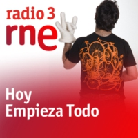 Logo of the podcast Hoy empieza todo - Festival San Joe Strummer - 21/08/12