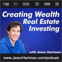 Logo of the podcast Creating Wealth Real Estate Investing