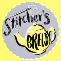 Logo of the podcast Stitcher's Brew Podcast