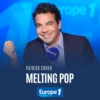 Logo of the podcast Melting pop - Patrick Cohen
