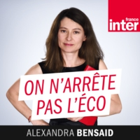 Logo du podcast France Inter - On n'arrête pas l'éco