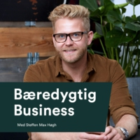 Logo of the podcast Bæredygtig Business