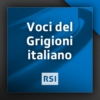 Logo of the podcast Voci del Grigioni italiano