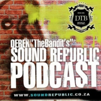 Logo du podcast 123 DEREK TheBandit's Sound Republic Podcast August 2014