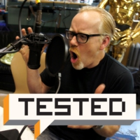 Logo du podcast The Talking Room: Adam Savage Interviews Andy Weir