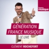 Logo of the podcast Générations France Musique, le live
