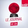 Logo du podcast France Inter - Journal de 13h