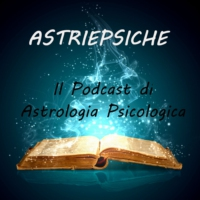 Logo of the podcast Astriepsiche -  Astrologia psicologica