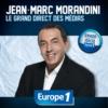 Logo of the podcast Europe 1 - L'actu des médias avec Europe 1