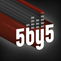 Logo du podcast 5by5 Master Audio Feed