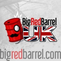 Logo of the podcast UK Podcast – Big Red Barrel