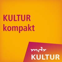 "Logo of the podcast ""Kultur Kompakt"" – Ulrike Draesner wird Professorin am Deutschen Literaturinstitut"