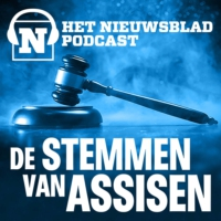 Logo of the podcast De Stemmen van Assisen