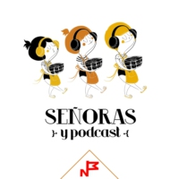Logo of the podcast Señoras y Podcast