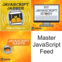Logo of the podcast All JavaScript Podcasts by Devchat.tv