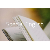 Logo of the podcast 慢速英语 Special English