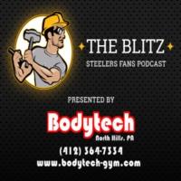 Logo of the podcast Steel City Blitz Podcast