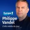 Logo du podcast L'info média du jour - Philippe Vandel