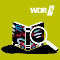 "Logo of the podcast Louise Erdrich: ""Der Gott am Ende der Straße"""