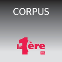 Logo of the podcast Corpus - La 1ère RSR