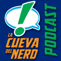 Logo of the podcast La Cueva del Nerd