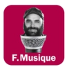 Logo of the podcast France Musique - Swing chronique