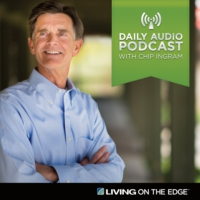 Logo of the podcast Living on the Edge with Chip Ingram