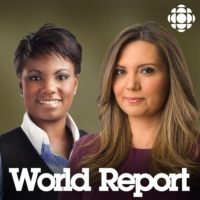 Logo du podcast CBC News: World Report