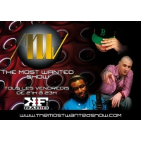 Logo of the podcast The Most Wanted Show - DJ Emiliot,DJ Oneted & Beba