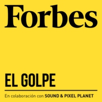 Logo of the podcast El Golpe