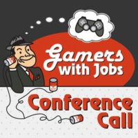 Logo of the podcast Gamers With Jobs - Conference Call