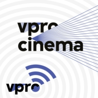 Logo of the podcast VPRO Cinema