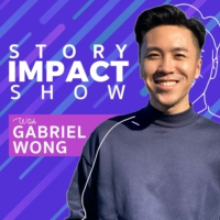 Logo du podcast #9 Melvin Soh On How To Know Your Life Purpose and What You're Meant To Do | Story Impact Show