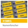Logo of the podcast SWR1 Namenforscher