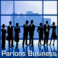 Logo of the podcast Parlons Business