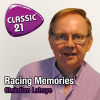 Logo of the podcast RACING MEMORIES 30/8/15 : FRANK WILLIAMS L HOMME MEURTRI