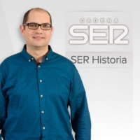 Logo of the podcast SER Historia 'Julio Verne' (30/01/2016)