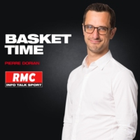 Logo of the podcast RMC - Basket Time